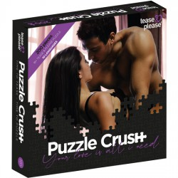 PUZZLE CRUSH YOUR LOVE IS...